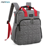 mommore Waterproof Travel Diaper Bag with Changing Pad Baby ...