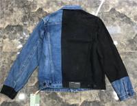 Designer de gros-vestes pour hommes Veste d'hiver Mode Hommes Femmes Denim Veste Hip Hop Casual Designer Jacket Vêtements pour hommes Taille M-XXXL 07