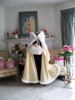 Chic Custom Maste Faux меховые свадебные накидки свадебные плащи из искусственного меха идеально подходят для зимних свадебных свадебных плащ накидных свадьбы