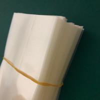 Film d'enveloppe thermorétractable pour bouteilles 15 ml 30 ml 50 ml 50 ml 100 ml de bouteille liquide de bouteille de PVC transparente