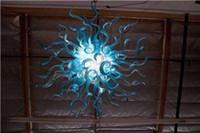 إيطاليا تصميم زجاج مورانو الثريا التركية فسيفساء مصباح اليد في مهب فن الزجاج الثريا صغيرة الحجم نوم سقف ديكور الإضاءة