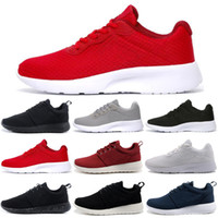 Nike Roshe One Run Shoes tanjun chaussures Hommes Femmes Running Chaussures Triple Noir blanc London Olympic Runs Athletic Nouveau mens formateur