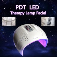 PDT LED Photon Light Therapy Lamp Facial Body Beauty SPA PDT...