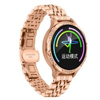 Designed for Lady M9 Wearable Smart Watch Heart Rate Monitor...