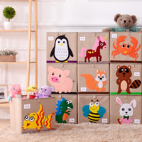 Storage Box Children Toys Accept Basket Baby Clothing And Ot...