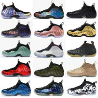 Foam one Abalone Habanero Red Floral Penny Hardaway Men Bask...