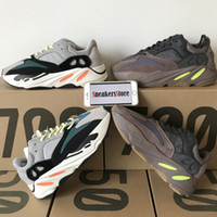 With Box 2019 Kanye West Runner 700 Wave Runner Top Quality ...