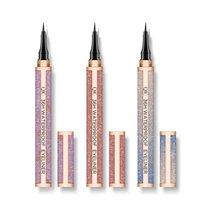 Su Geçirmez Sıvı Eyeliner Kalem Siyah Hassas Mikro Göz Kalemi Hızlı Kuruyan Uzun Ömürlü Makyaj Çifişleri Kalem