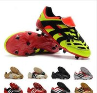 Predator Accelerator Soccer Shoes Electricity FG DB David Be...