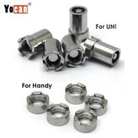 Otantik Yocan UNI Handy Adaptörü Manyetik Yüzük Adaptörü Yocan UNI Handy Box için Manyetik Bağlayıcı Modülü Pil 100% Orijinal