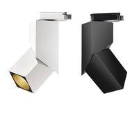 CREE COB Rail d'éclairage LED 5W 12W spot piste phase légère de plafond pour des magasins Home Magasinez Luminaires COB lumière plafond