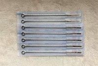 タトゥーの針3rlの鋼鉄使い捨て可能なステリーズタトゥー針湾曲した丸いライナー針タトゥー化粧品の供給