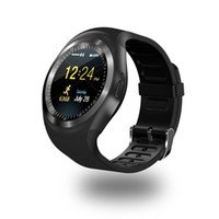 Y1 Smart Watchs Round Support Nano SIM &TF Card With Whatsap...