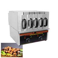 220 v kommerziellen Edelstahl Temperaturgesteuerte rauchfreie Umweltschutz elektrische BBQ Grill Schublade Grill Backofen