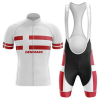 Новый 2021 Дания Велоспорт Team CCC Джерси 19D Pad Bike Shorts Установите быстрый сухой ROPA Ciclismo Mens Pro Bicycling Maillot Culotte