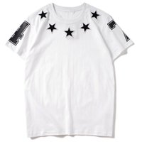 Mens T Shirts with Stars Brand Summer T Shirts For Men New S...