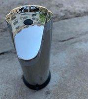التلقائي موزع الصابون الفولاذ المقاوم للصدأ الصابون السائل المطهر Touchless الصيدلي حمام اليد زجاجات الغسل الاستشعار الصيدلي GGA3535-8