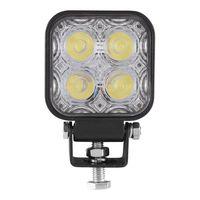 12W 12 - 24V 자동차 라이트 다이 캐스팅 운전 램프 오토바이 안개 빛 LED 램프 IP67 방수
