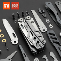 In stock xiaomi huohou multi- function pocket folding knife 4...