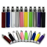 Ego-t Battery Ego T Batterie 510 Thread 1100mAh 10 Colori Fit H2 MT3 CE4 CE4 Atomizer Clearomizer Vaporizzatore