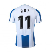 Calleri Raul de Tomas 2019 2020 RCD Ferreyra Marc Roca Espanyol Soccer Jerseys Wu Lei Football Shirts Campuzano Vargas Diego Lopez Pipa