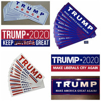 Donald Trump 2020 Car Stickers Bumper Sticker Keep Make Amer...