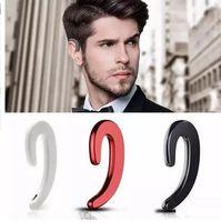 Y-12 Sport Auriculares Bluetooth Auriculares estéreo Auriculares estéreo Bone Conduction Bluetooth con micrófono para Samsung iPhone x xs max 8 Plus