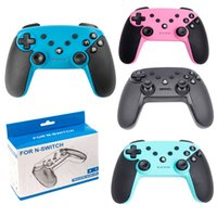 NS Game Controller Pro NFC- Enabled with 6- Axis Handle Wirele...