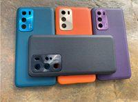 Aplicable a Huawei caso P40 pro teléfono móvil de la caja anti-caída de cuero paquete completo P40 caja del teléfono móvil 5g
