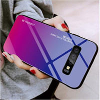 Luxury Gradient Case For Samsung Galaxy S10 S9 S8 Plus S10E ...