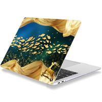 Macbook Case for Macbook Pro / Macbook Air 11/12/13/15/16 بوصة 2020 2019 2017 2017 2016 الافراج عن البلاستيك الصلب شل المحمول غطاء جميع النماذج av