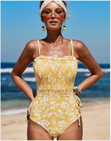 CC&Women One Piece Swimsuit
