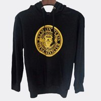 Balmain New Arrival Hoodies Mens Stylist Hoodies Street High...