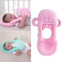 Baby-Säuglingspflege U-förmige Kissen Neugeborenes Baby Feeding Stützkissen Kissen Prevent Flat Head Pads Anti-Spucken Milch