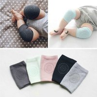 1 Pair baby knee pads kids safety crawling elbow cushion pad...