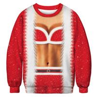 Natal Hoodie 3D engraçado homens moletom com capuz Streetwear Hip Hop pulôver com capuz homens unisex Mulheres Outdoor Hoodies 015