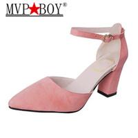 380a6a2e15c7 Wholesale boys dance dress online - Dress Mvp Boy Fashion Women Pumps  Sandals High Heel Summer