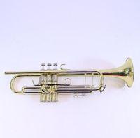 케이스 고급스러운 조각으로 새로운 바흐 모델 19,037 ML 주년 기념 모델 비비 트럼펫 최상의 상태