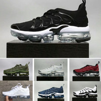 Nike air max Yeezy supreme off white Vapormax nike yeezy boost nmd   TN Mens calçados de malha respirável Chaussures Homme Tn REQUin Noir Corrida Casual ShOes Tamanho 7-12