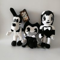 "Designer- New Game 3pcs Lot 11. 5"" 30cm Bendy & Dog Bendy..."