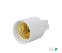 Freeshipping (SPL-098-L5) 80pcs/lot 2 pins GX23 to E27 lamp adapter converter GX23 to E26 adapter converter