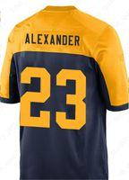 2c1c90ae5b2 Wholesale aaron rodgers jerseys online - 23 Jaire Alexander Aaron Rodgers  Green Bays Packers Jersey Jimmy