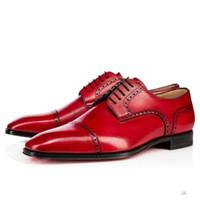 Элегантное свадебное платье для деловых вечеринок Greggo Orlato Flat, модная обувь с красной подошвой, оксфорды, мужчины на улице, прогулка, голые ботинки