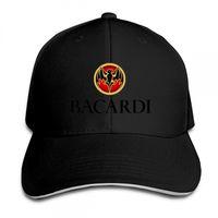Bacardi Casquettes de baseball imprimées unisexe pour adultes Snapback de Bacardi Casquette ajustable (visitez notre boutique) Casquette de sport pour chapeau hip hop