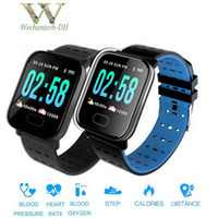 New Arrival A6 Sport Smart Band Blood Pressure Smart Bracele...