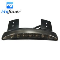 12V LED Motorcycle Brake Edge Tail Light For Harley XL883N 8...