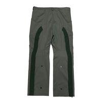 Мужские брюки ретро Кико Костадинов костюм брюки черный зеленый прямые повседневные свободные брюки модные спортивные брюки повседневные брюки