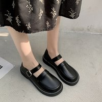 Low Sandals Woman Leather Black Shoes For Women With Heel Ma...