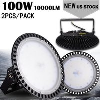 Ultraslim 50w 100W 150w UFO LED High Bay Lights 110V 220V Wa...