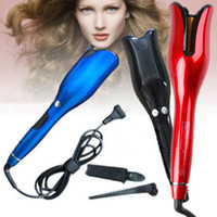 Rose Shape Automatic Curling Iron Hair Curler Spin Ceramic R...